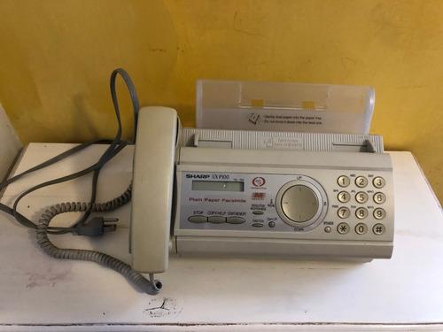 Telefono Central Fax Sharp Mod. Ux-p100  Nuevo
