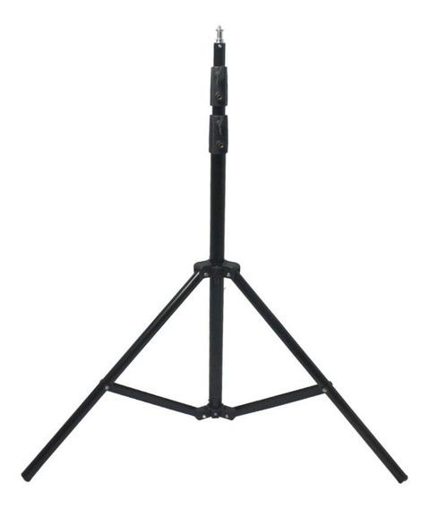 Tripé P/ Iluminador Ring Light 2,10m Robusto Até 6kg Sb