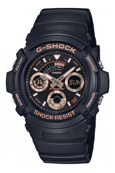 Relógio Casio G Shock Aw591gbx-1a4dr Original Leia O Anúncio