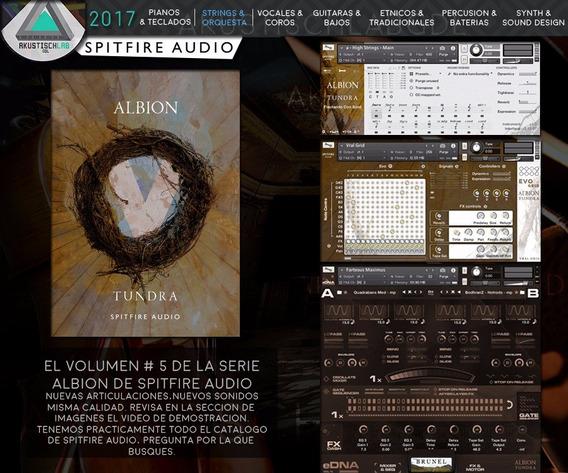 Spitfire Audio en Mercado Libre México
