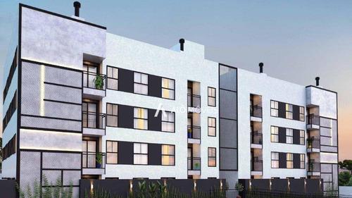 Apartamento Com 2 Dormitórios À Venda, 52 M² Por R$ 333.900,00 - Boa Vista - Curitiba/pr - Ap0440