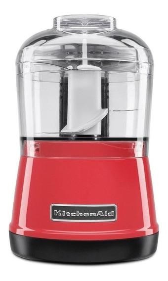 Multiprocessador KitchenAid KJA03A 240W empire red 220V