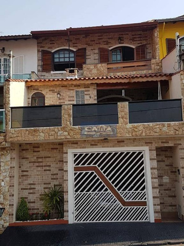 Imagem 1 de 30 de Sobrado Com 2 Dormitórios À Venda, 66 M² Por R$ 450.000,00 - Jardim Nossa Senhora Do Carmo - São Paulo/sp - So15170