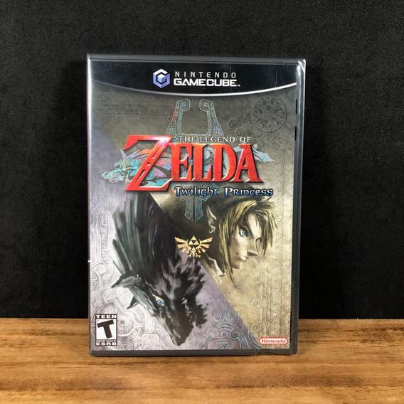 The Legend Of Zelda Twilight Princess Black Label Lacrado!!
