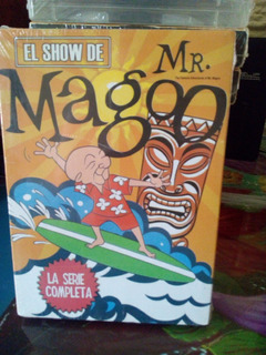 Serie Animada, Mr. Magoo. 4 Dvd