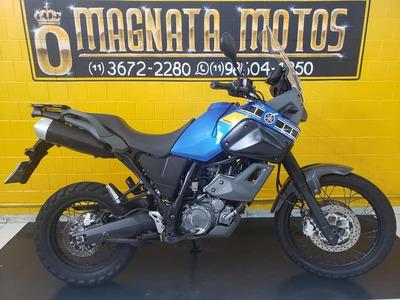 Yamaha Xt 660 Z Tenere - 2012 - Azul - Km 35.000
