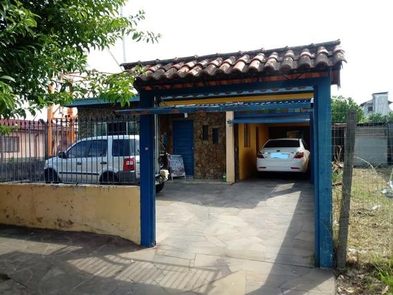 Casas A Venda Em Canoas - Terreno 10x50m Com Casas E Piscina