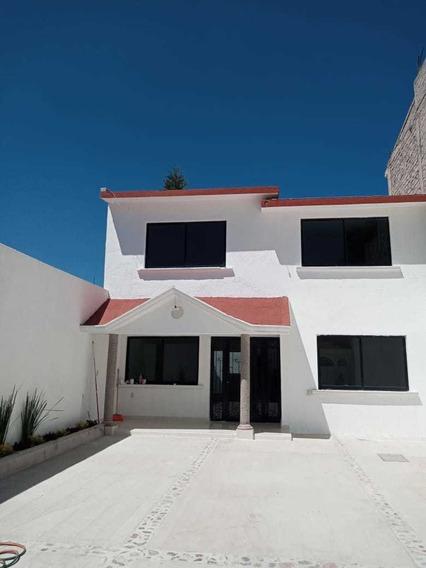 Casa En Renta Ideal Para Oficina Vista Azul Por Monte Blanco