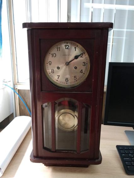 Reloj Junghans De Pared Dos Cuerdas