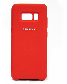 Funda Silicone Cover Samsung Galaxy S8 / S8+ / S9 / S10