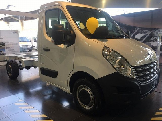 Renault Master 2.3 Dci Chassi-cabine L2h1 2020