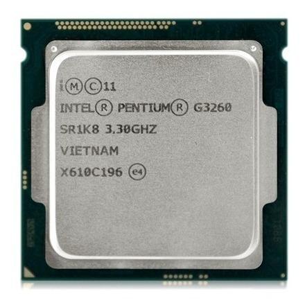 Processador Intel Pentium G3260 3.30ghz Socket 1150 Usado.