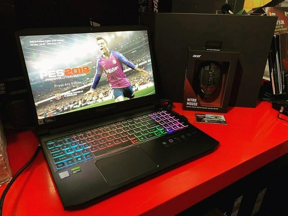 Acer Predator Triton 300 [i5-9300h/gtx 1650-4gb] 512gb Ssd
