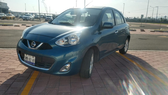 Nissan March Advance Mt 2015 Trato
