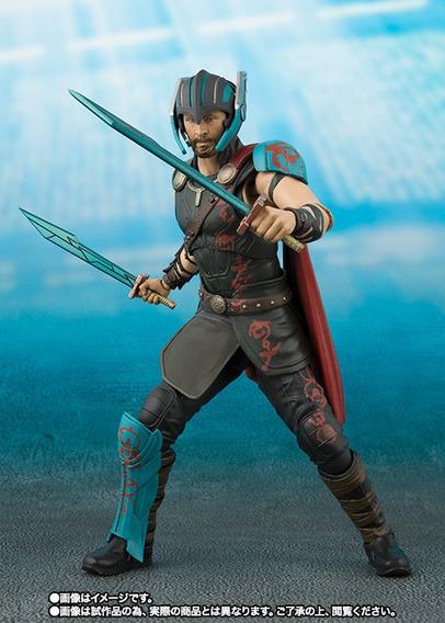 Thor Ragnarok - Gladiador - S.h. Figuarts