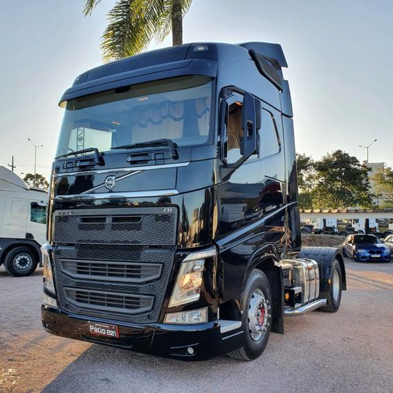Caminhão Volvo Fh 500 Cavalo Toco 4x2 2018 - Fh500