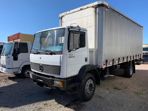 Mercedes Benz Mb 1214 C Toco Sider