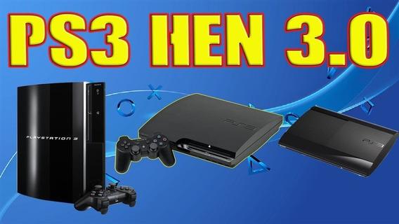 Playstation 3 - Desbloqueio
