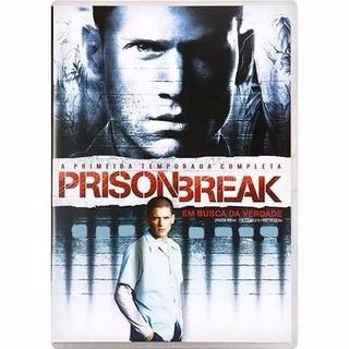 Prison Break (dublado) - 1ª Temporada Completa - Ep. 01 A 24