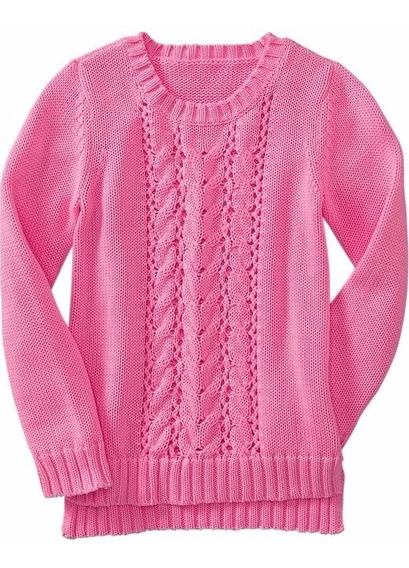 Sweater Old Navy Niña Talle 6 Importado Usa-3760