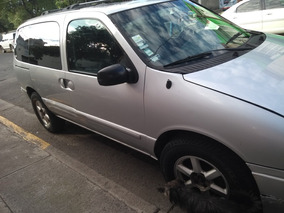 Nissan Quest 3.0 Gle Piel Qc At 2001