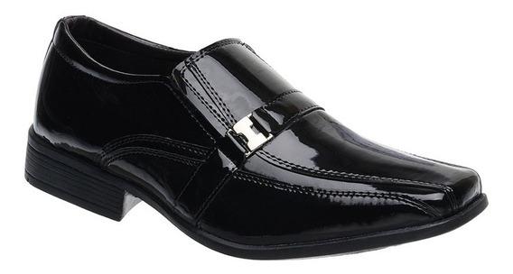 Sapato Social Verniz Fearnothi