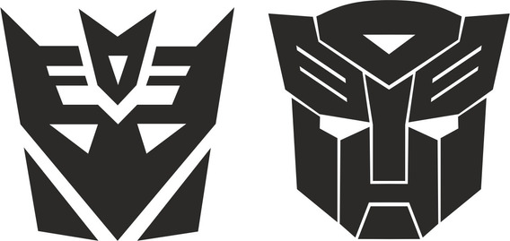 Vinilo Transformers | Movie Decal | 100% Jdm P