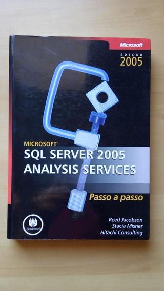 Livro Microsoft Sql Server 2005 Analysis Services