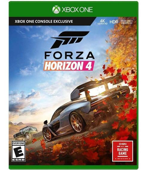 Jogo De Xbox One Forza Horizon 4