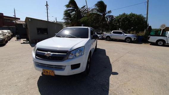 Pickup Chevrolet D-max Rt-50 2.5l Dsl Dc 4x2 Uew677