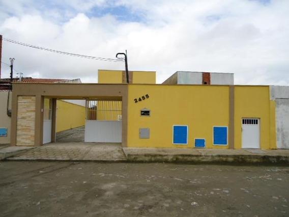 Apartamento Residencial À Venda, Parque Potira, Caucaia. - Ap0427