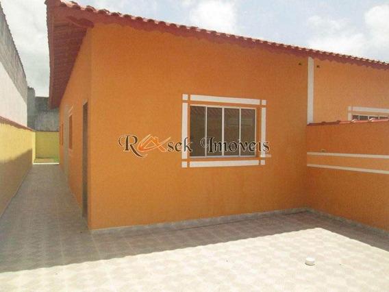 Casa Com 2 Dorms, Jardim Grandesp, Itanhaém - R$ 190 Mil, Cod: 134 - V134