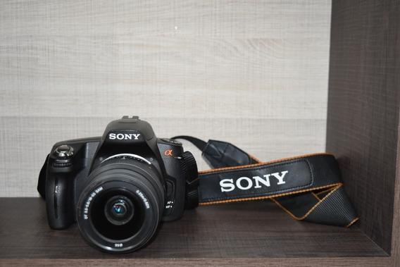 Câmera Profissional Dslr Sony A290 + Lente Sigma 28-300mm