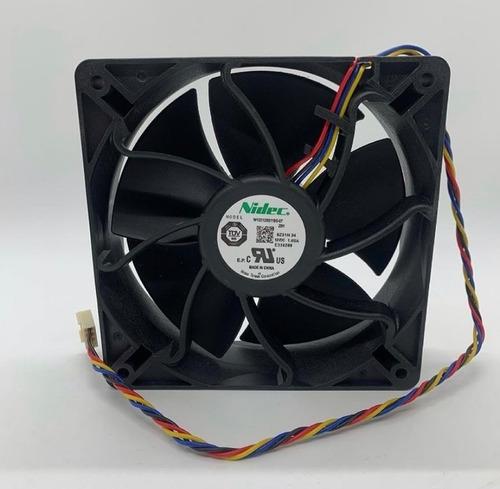 Fan Cooler Nidec Ventilador Minero Antminer  S9 S7 T9 X3 L3