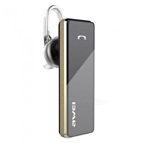 Fone De Ouvido Bluetooth Sem Fios Veicular A850bl Awei