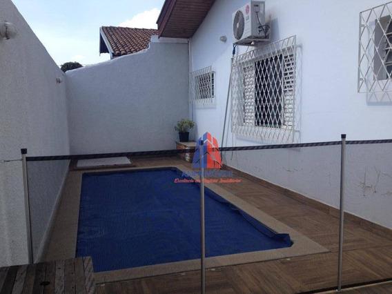 Casa Com 3 Dormitórios À Venda, 162 M² Por R$ 750.000,00 - Parque Residencial Santa Rosa I - Santa Bárbara D