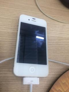 iPhone 4 - 16gb Branco / Bem Novo