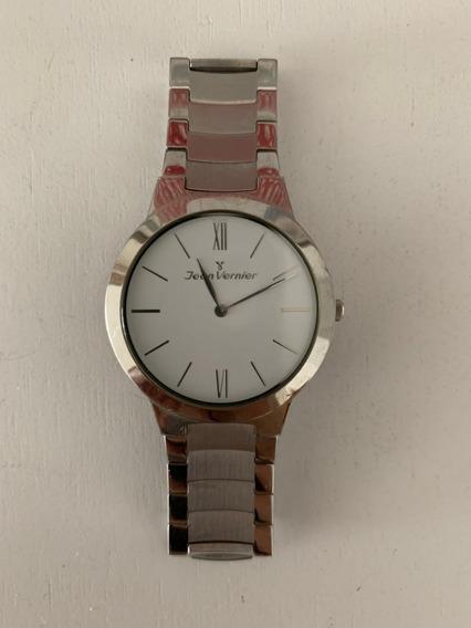 Relógio De Pulso Jean Vernier