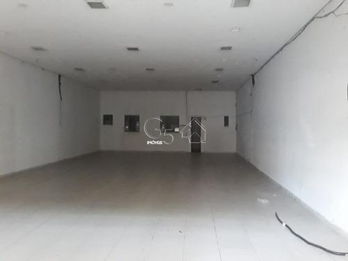 Imagem 1 de 27 de Ótimo Salão Comercial Térreo Para Locação - Sl00036 - 68454904