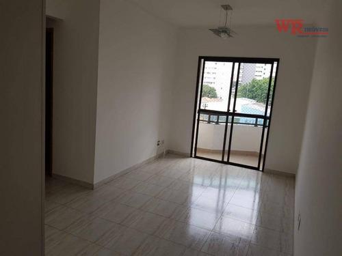 Imagem 1 de 20 de Apartamento Com 2 Dormitórios À Venda, 64 M² Por R$ 361.000,00 - Vila Caminho Do Mar - São Bernardo Do Campo/sp - Ap3424