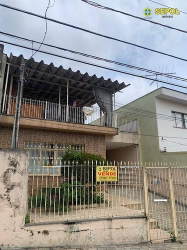 Casa Com 3 Dormitórios À Venda Por R$ 580.000,00 - Jardim Vila Formosa - São Paulo/sp - Ca0431