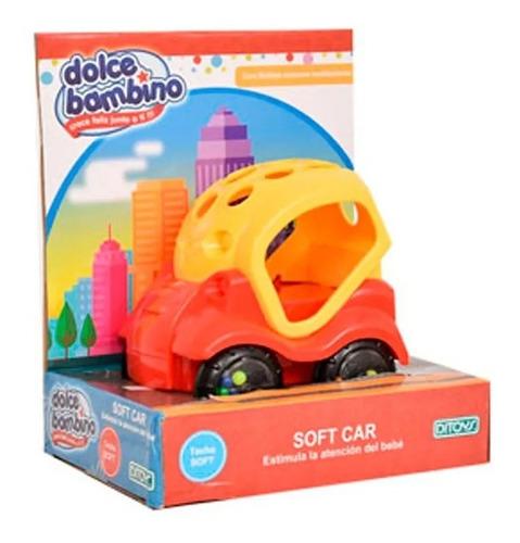 Auto De Arrastre Soft Dolce Bambino Ditoys