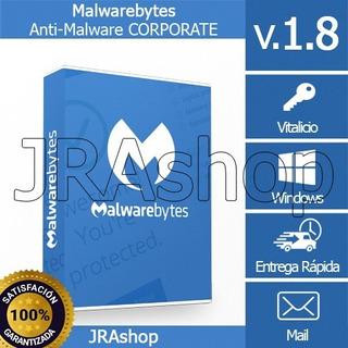 Malwarebytes Anti-malware Corporate - Licencia Original
