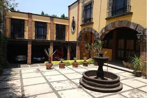 Venta Casa Sola Lomas Altas Ciudad De México Santa Fe Reforma Bosques De Las Lomas Terreno 1000 M2