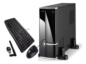 Mini Pc Desktop Intel Core I5 4gb Ddr3 Hd 120gb Ssd + Wifi