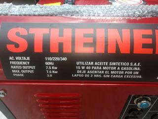 Generadores Stheiner