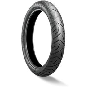 Pneu Bridgestone Battlax A41 100/90 R19 O Melhor Preço