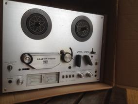 Tape Rolo Akai Gx-4000-d Gravador Relíquia