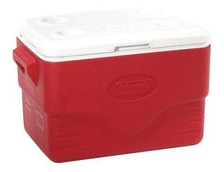 Caixa Térmica 34 Litros Vermelha - Coleman