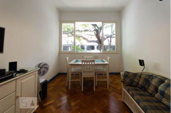 Apartamento No 2º Andar Mobiliado Com 1 Dormitório - Id: 892948125 - 248125